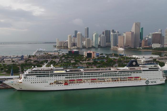 Além da Ocean Cay e a Jamaica, o navio visitará regularmente a Costa Maya, no México
