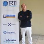 Alexander Haim, Diretor Comercial da R11 Travel
