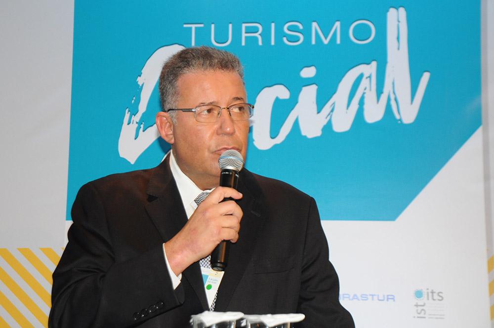 Alexandre Sampaio, presidente do Conselho de Turismo da CNC