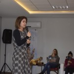 Andréa Werner, jornalista e dona do blog Lagarta Vira Pupa