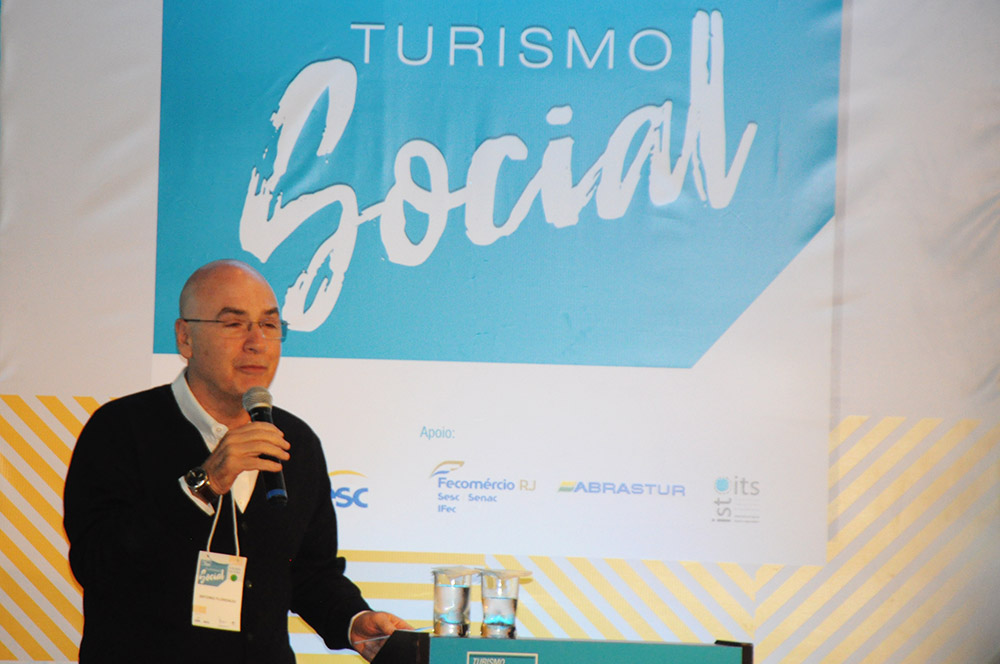 Antonio Florencio, presidente da Fecomércio-RJ