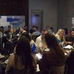 Após a palestra, convidados experimentaram pratos típicos de Aruba