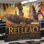 Banner do filme O Rei Leão