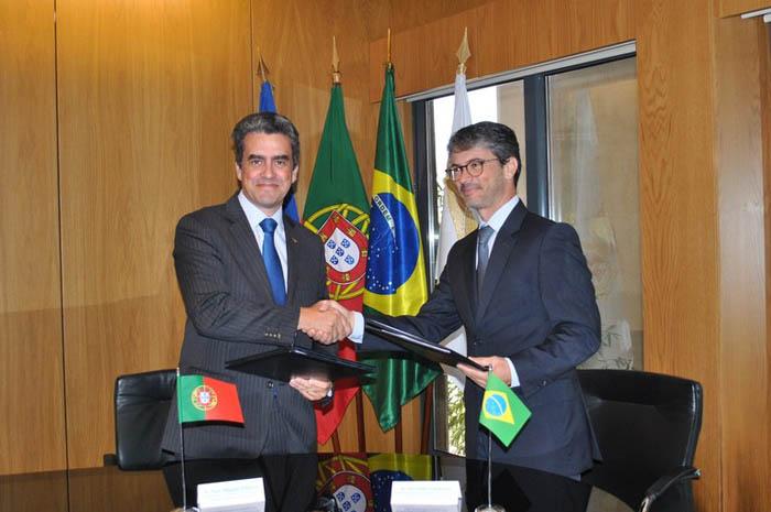 Brasil e Portugal fecharam acordo de céus abertos na última sexta-feira (28). (Foto: divulgação).