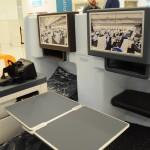 Business da KLM pode ser testada no Shopping Leblon, no Rio, até o próximo dia 14 de julho