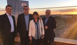 ATA Brasil realiza roadshow com hoteleiros de Aruba em Brasília e São Paulo