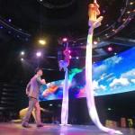 Cirque du Soleil a bordo dos navios da classe Meraviglia da MSC