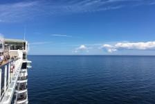 Revolução dos mares: entretenimento, design e capacidade transformam a indústria de cruzeiros