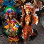 Durante o festival ocorrem diversas manifestações artisticas simultaneamente