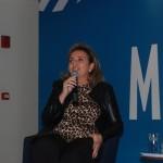 Ana Vidal, arquiteta responsável pela reforma