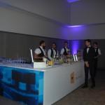 Estação de bebidas alcoolicas