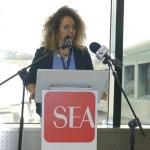 Edna Lopes, cônsul de Cabo Verde em Milão