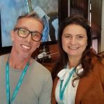 Eduardo Scartenizi (Continental, Araras) e Claudia Carnevale (World Tour, Barra Bonita)