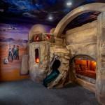 Espaço infantil inspirado na saga de Star Wars