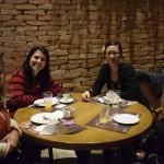 Evelyn Bisi; Vanessa Rubio; Linda Watanabe, da Prana Travel; e Michele Meira, da Abreu