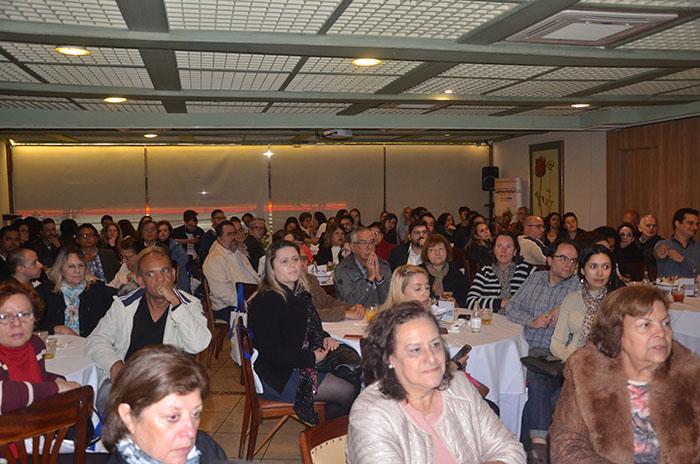 Evento reuniu cerca de 110 agentes em São Paulo