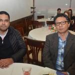 Felipe Luz, da Essiê, e Julio Shiira, da Tagme