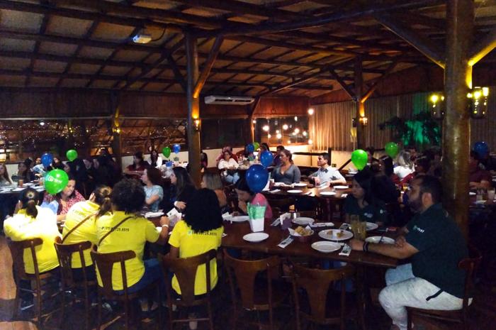 Evento proporcionou, em um ambiente descontraído, muito networking e aprendizado aos presentes