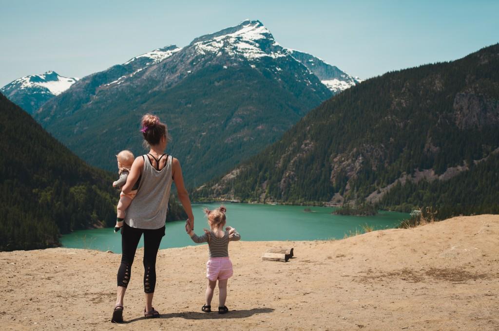 As famílias representam 68% dos viajantes