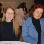 Gardenia Rogatto, da Não Pira Desopila, e Telma Wohlers, da Levo Você