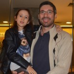 Gustavo Barbosa da ViajarBarato com sua filha