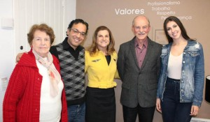 Marta Rossi passa a integrar a Academia Gramadense de Letras e Artes