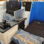 KLM trouxe amenities e outros kits utilizados pelos passageiros da Business