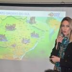 Karla Cavalcanti mostra as regiões turísticas do estado