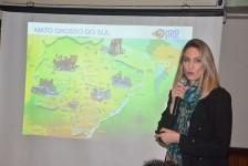 """Roadshow """"Isto é Mato Grosso do Sul"""" capacita mais de 500 agentes em SP; fotos"""