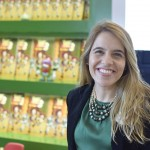 Louise Garrido, gerente de Marketing dos Parques e Resorts da Disney