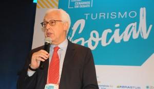 Marcio Favilla promove palestra sobre Turismo Social e a realidade brasileira