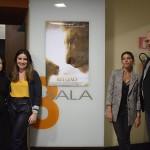 Mayra Iguchi, da HIP Hotels; Carolina Oricchio, da SAA; Ligia Danesi, da HIP Hotels; e Altamiro Médici, da SAA