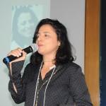 Monica Samia, CEO da Braztoa, apresentou a história de sucesso da Braztoa