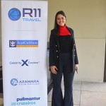 Nathalie Freitas, gerente comercial da R11 Travel