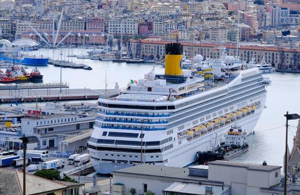 O documento determina que o teor de enxofre presente no combustível de navios que operam pelas águas de Genova e Savona, na Itália, não ultrapasse 0,10%