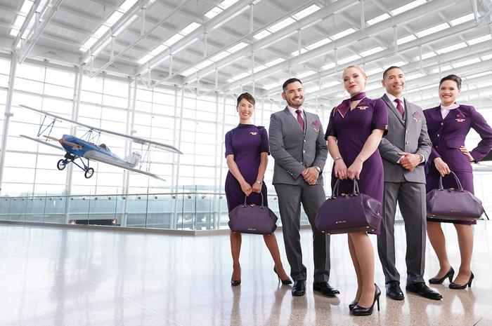 Ocupando o 61º lugar da lista, a Delta é a única companhia aérea entre as 100 empresas selecionadas
