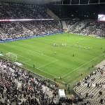 Partida terminou com a vitória do Corinthians