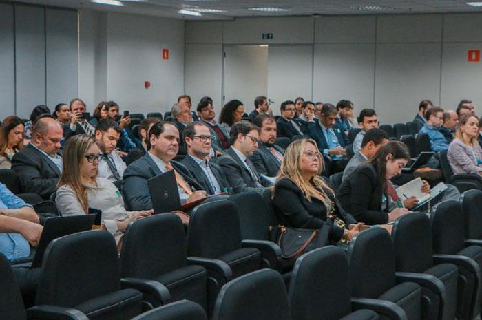 Reunião da Anac contou com empresas e órgão públicos (Foto: divulgação)