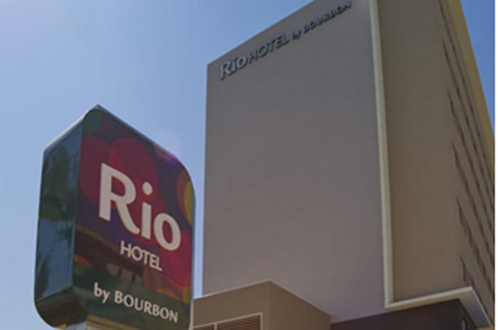 Esse é a quarta abertura da marca Rio Hotel by Bourbon e a primeira no Estado de São Paulo. (Divulgação)