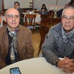Rodney Pinto, Guia de Turismo, e Marco Godoy, da Turismo & Cia