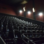 Sala de cinema preparada para receber operadores e agentes de viagens