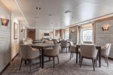 Seabourn Odyssey conclui reforma multimilionária e apresenta design inovador