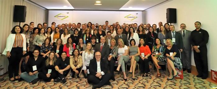 Evento reuniu 96 inscritos de 40 destinos associados