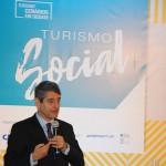 Sergio Rodriguez, presidente da Organização Internacional de Turismo Social (OITS)