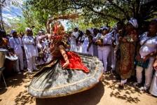 Em Alagoas, Serra da Barriga celebra chegada de turistas de 16 países