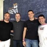 Shift, R1 e Companhia do Tomate são parceiras na criação do Camarote Arena