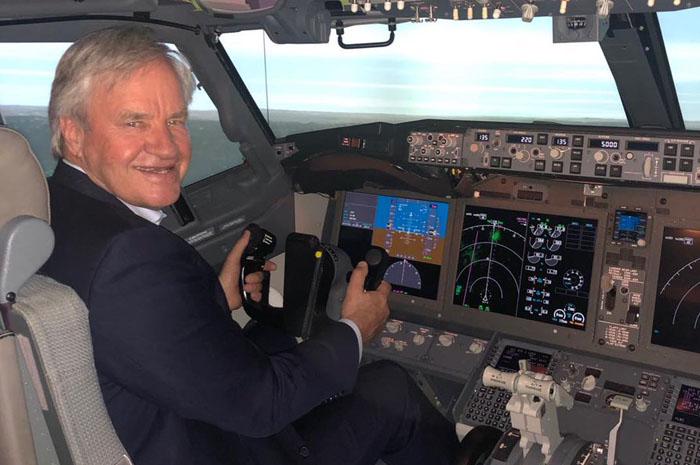 Um dos fundadores da Norwegian, Bjørn Kjos ocupava o cargo de CEO desde 2002 e foi o principal responsável pelo seu crescimento.