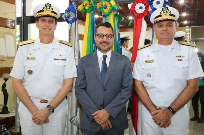 Baianos e turistas terão acesso a cerimônias realizadas pelo comando da Marinha, em Salvador. (Tatiana Azeviche)