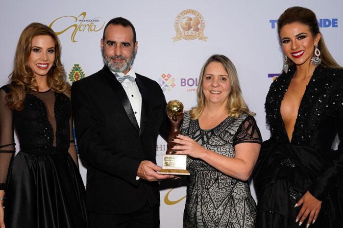 Grupo TBO Holidays conquista pela primeira vez o World Travel Awards na América do Sul