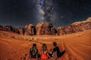 Wadi Rum, Jordânia